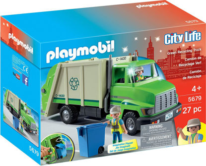 Image de RECYCLING TRUCK PLAY MOBILE
