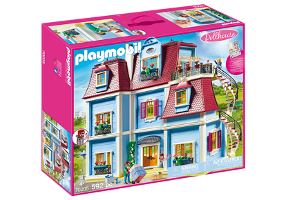 Image de Play mobil large doll house