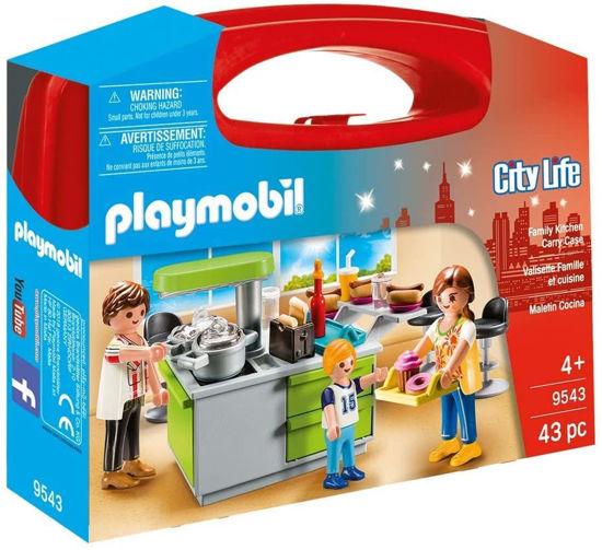 Image de Playmobil family kitchen