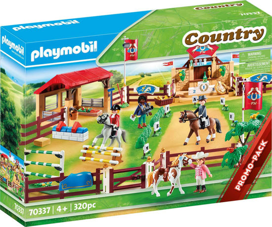 Image de PLAYMOBIL Large Equestrian Tournament