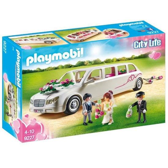 Image de Playmobil Limousine avec couple de mariées