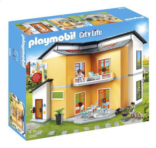 Image de Playmobil maison moderne