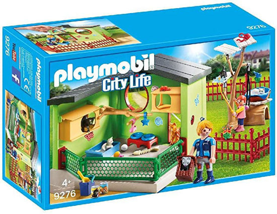 Image de Playmobil maisonnettes des chats