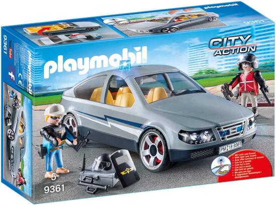 Image de Playmobil Tactical  unit undercover var