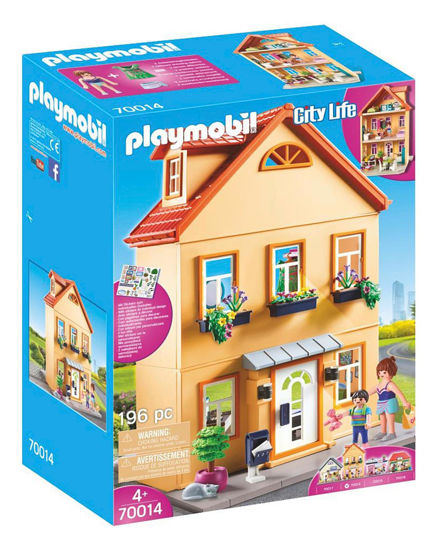 Image de Playmobil my townhouse