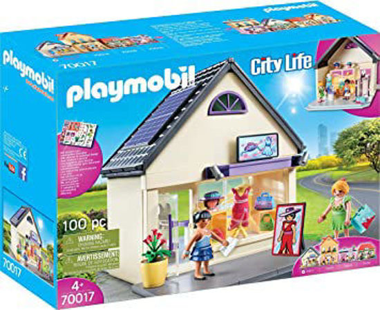Image de Playmobil my fashion boutique