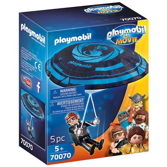 Image de Playmobil the movie Rex