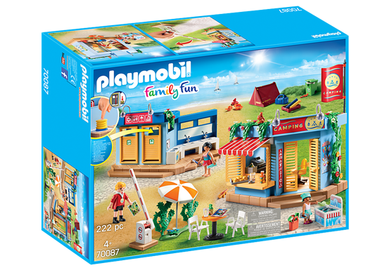 Image de Playmobil large cam ground