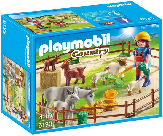 Image de Playmobil Country Farm with Animals