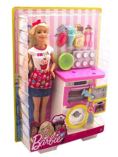 Image de Barbie coffret pâtisserie
