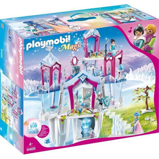 Image de PLAYMOBIL Magic - Palais de Cristal