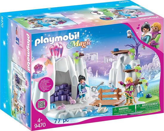 Image de Playmobil - Grotte du Diamant Cristal d'Amour