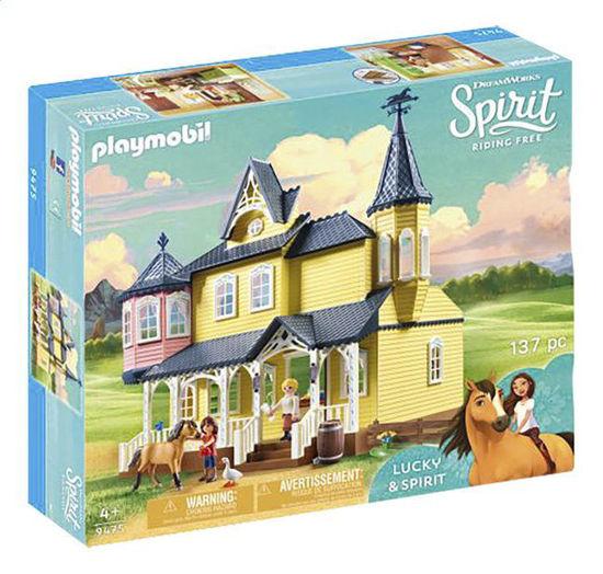 Image de Playmobil - Maison de Lucky