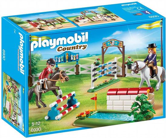 Image de Playmobil - Parcours d'Obstacles