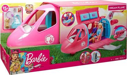 Image de Barbie l,avion du reve