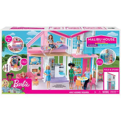 Image de Barbie malibu house