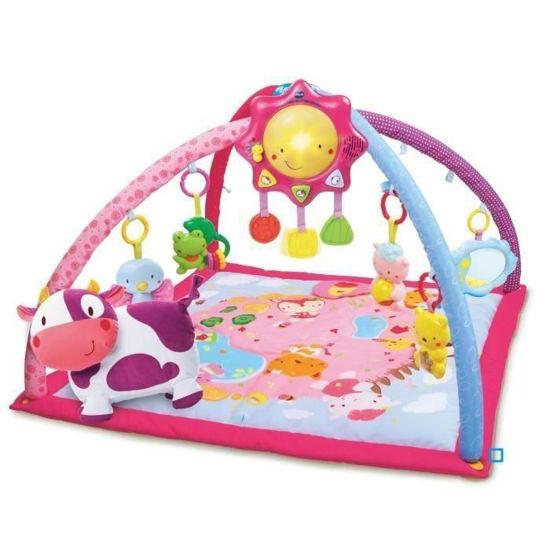 Image de VTECH BABY - Lumi tapis des Petits copains rose