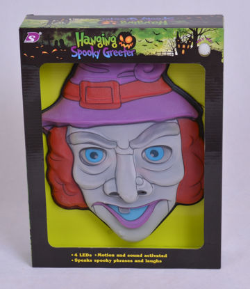Image de Crochet clown Halloween