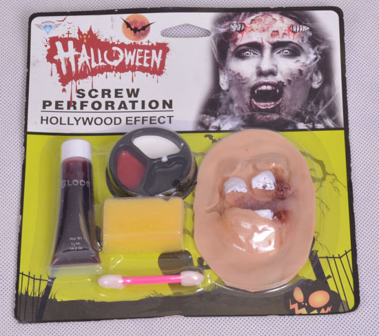 Image de Maquillage halloween effet Hollywood