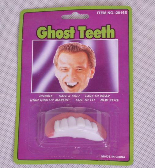 Image de dent de fantôme