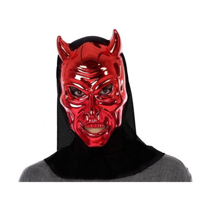 Image de Masque diable rouge