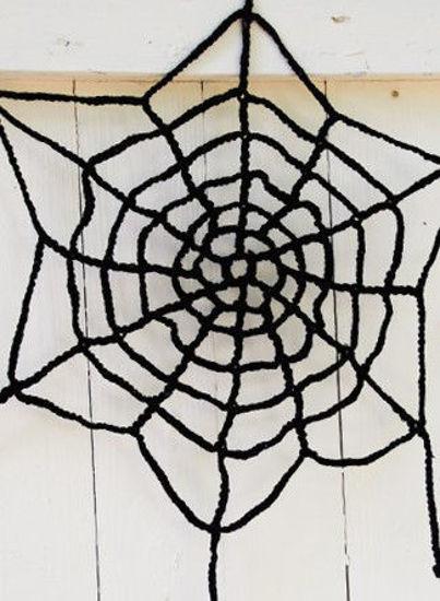 Image de Toile d'araignée à poser ou suspendre Halloween