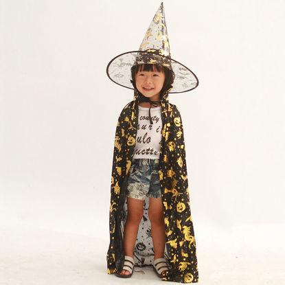 Image de Déguisement Halloween Cap sorcière