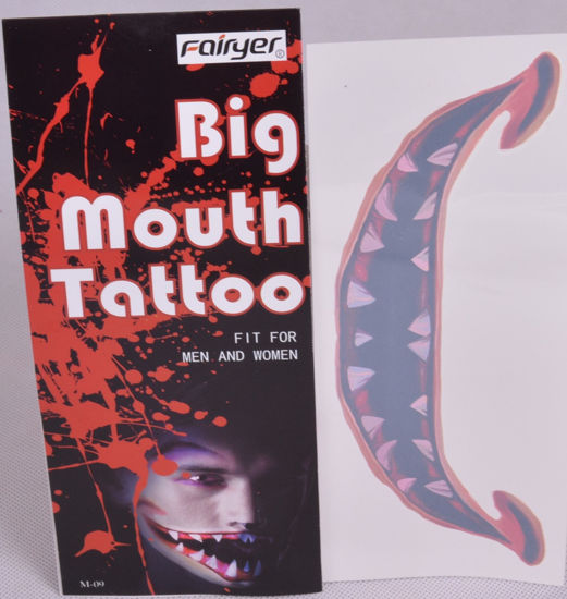 Image de Big mouth Tattou