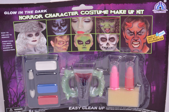 Image de Kit de maquillage haloween