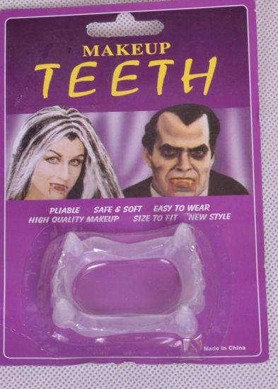 Image de Make up teeth haloween