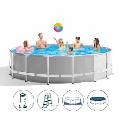 Image de kit piscine  INTEX 4.57 m x 1.22 m