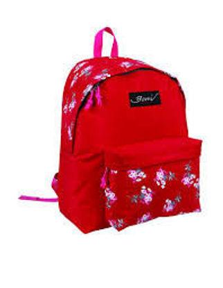 Image de sac à dos bomi SD01 PRINT RED