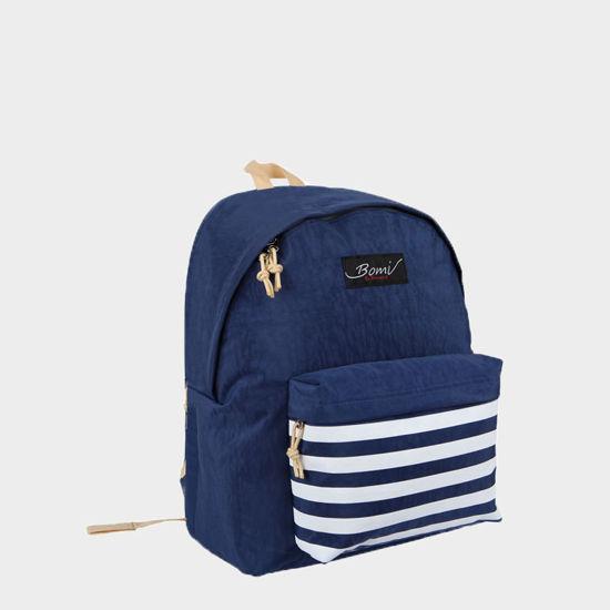 Image de sac à dos bomi SD01 PRINT MARINE