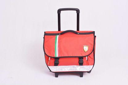 Image de cartable Ferrari