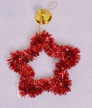 Image de Décoration de noël étoile rouge