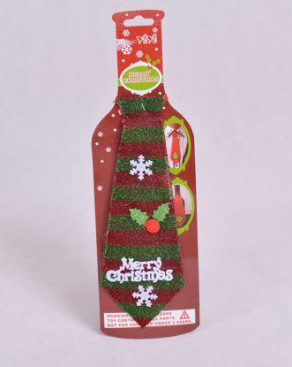 Image de accessoire Déguisement Cravate Merry christmas