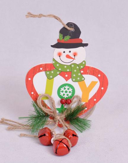 Image de Décoration Sapin de  noël Bon homme de neige
