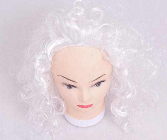 Image de Perruque femme blanche