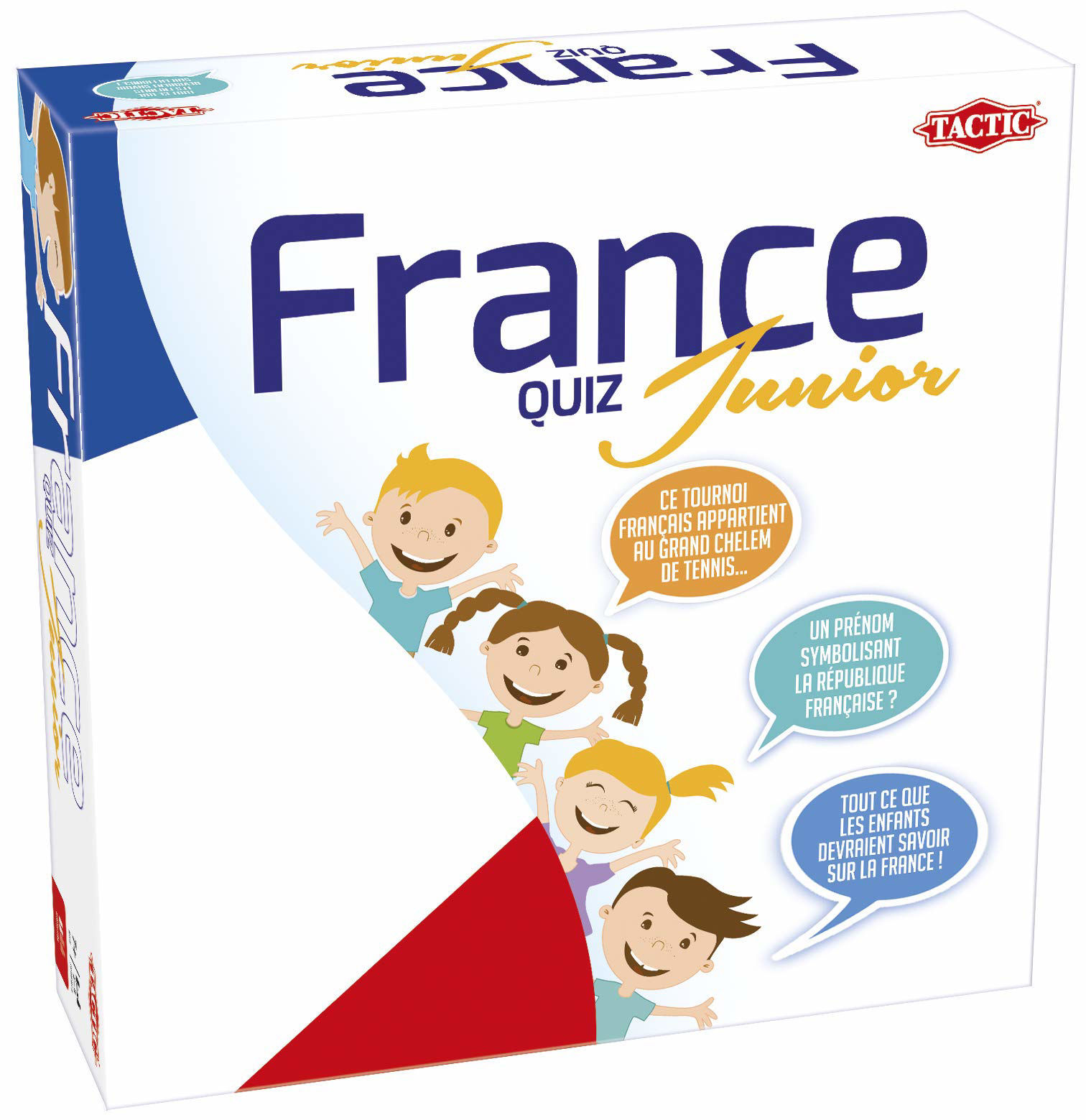 Image de France Quiz Junior Tactic 55938
