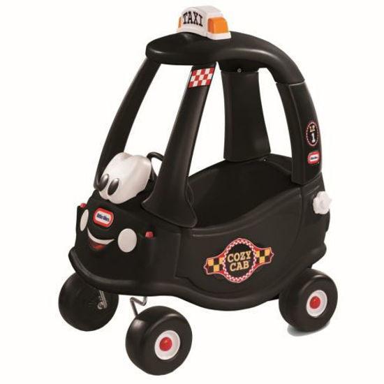 Image de Little Tikes Taxi confortable Noir