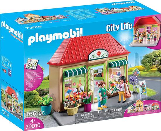 Image de Playmobil my flower shop