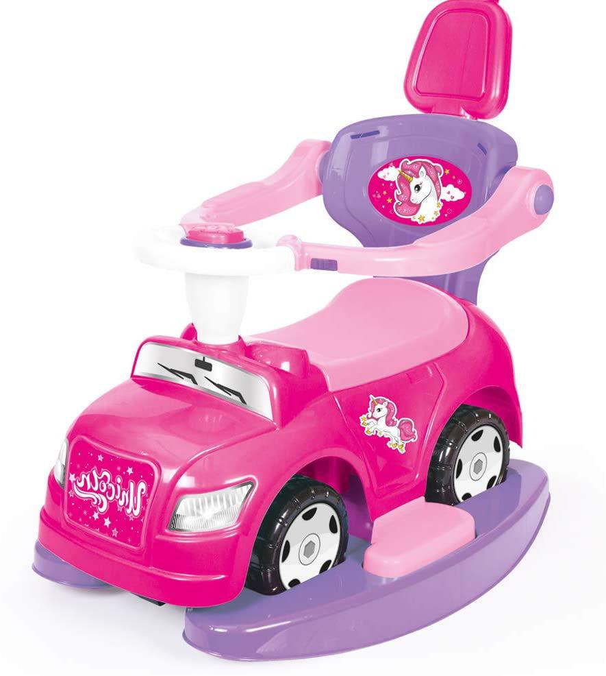 Image de Unicorn Step Car 4 en 1 Walk & Drive