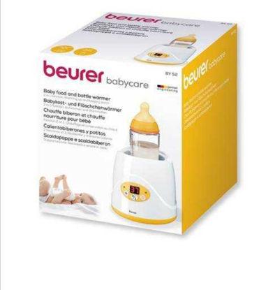 Image de Chauffe biberon et chauffe nourriture pour bébé BY 52  Beurer