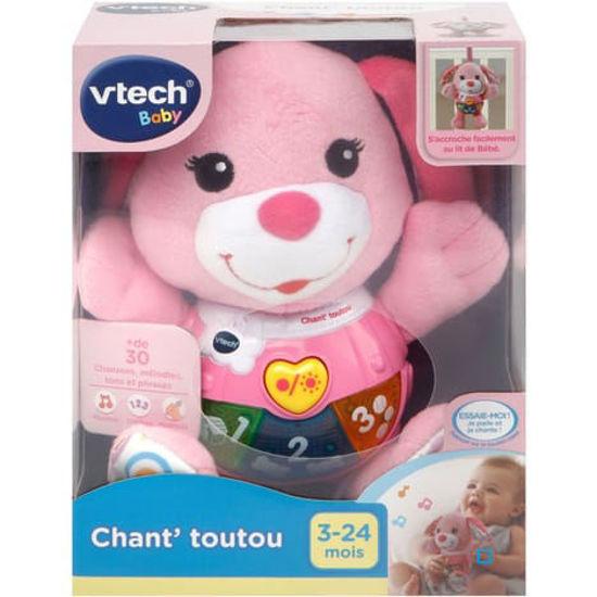 Image de VTech- Chant 'Toutou Rose