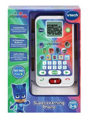 Image de Vtech Pyjamasques - Le smartphone éducatif des héros
