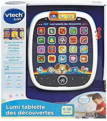Image de Vtech Lumi tablette des découvertes