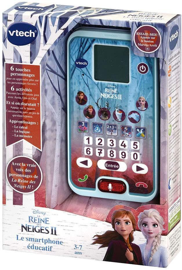 Image de Vtech Reine des NEIGES II Le Smartphone Éducatif