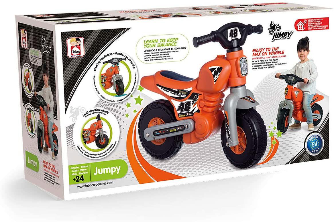 Image de Chicos- Moto Jumpy 36017