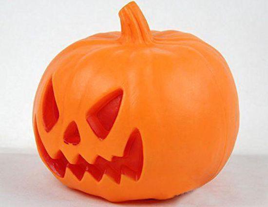 Image de lumière Led- Halloween citrouille