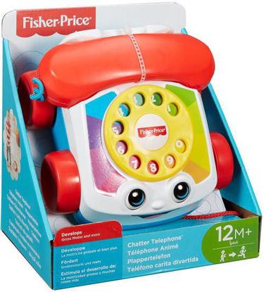 Image de Fisher-Price Mon Téléphone mobile jouet bébé